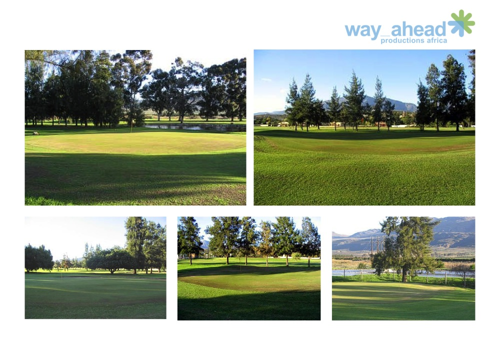 Golf Courses 3
